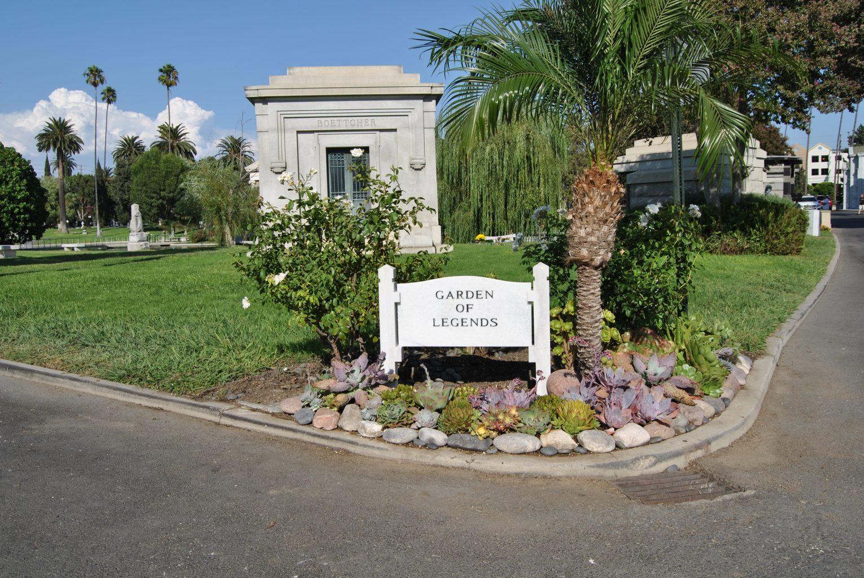 Hollywood Forever Cemetery. Los Ángeles en 3 días