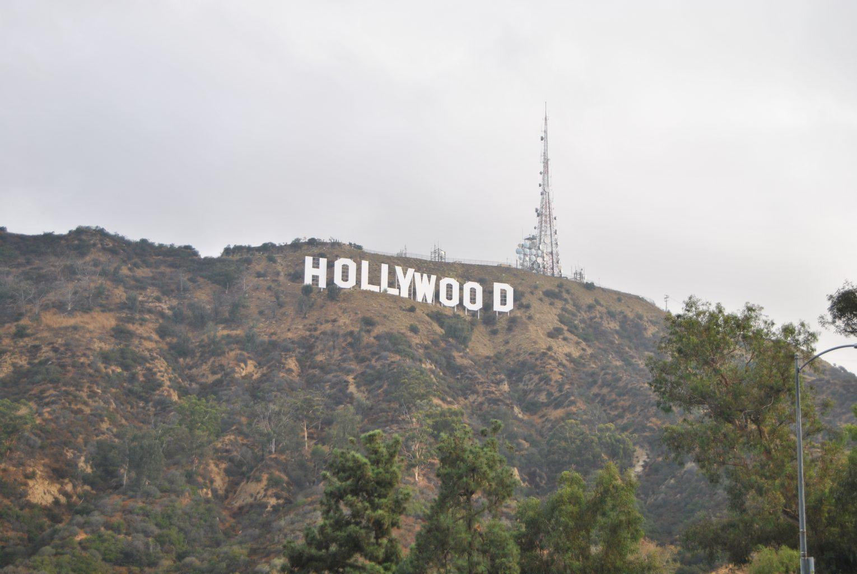 Cartel de Hollywood. Los Ángeles en 3 días