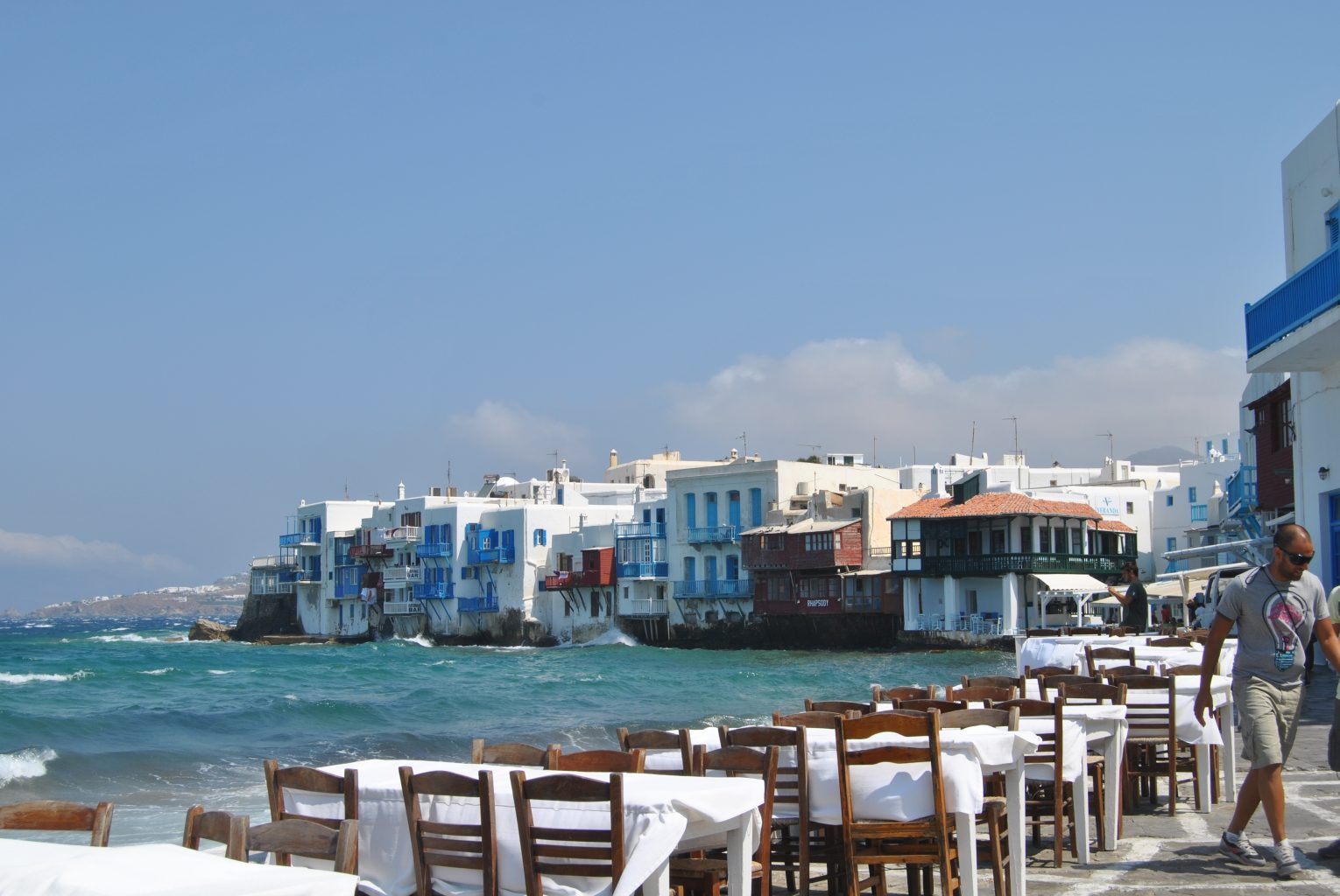 Little Venice de Mykonos