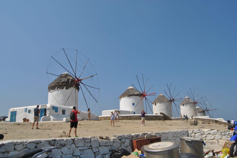 Molinos de Kato Myloi Mykonos