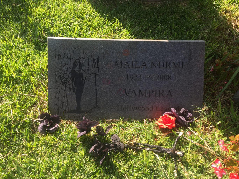 Maila Nurmi, Vampira Hollywood Forever