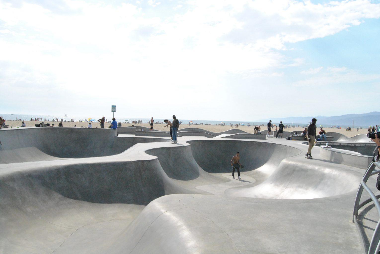 Skatepark de Venice Beach. 6 cosas que no te puedes perder de Venice (California)