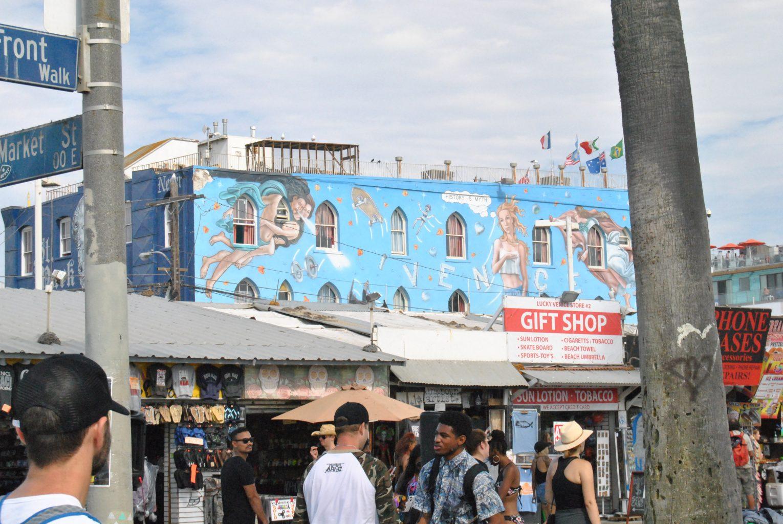 Boardwalk de Venice Beach. 6 cosas que no te puedes perder de Venice (California)