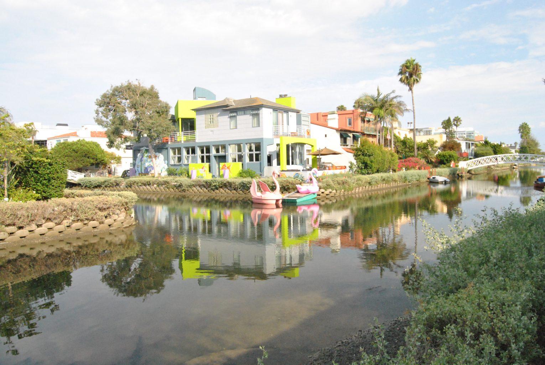 Canales de Venice. 6 cosas que no te puedes perder de Venice (California)