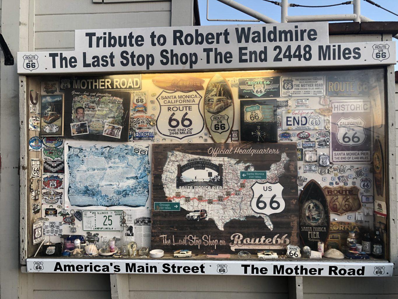 Última tienda de la ruta 66