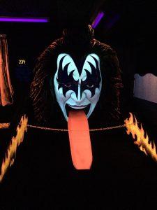 Hoyo final. Kiss Minigolf Las Vegas