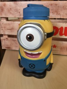 Cantimplora rellenable Minions Universal Studios