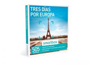Smartbox. Regalar a viajeros