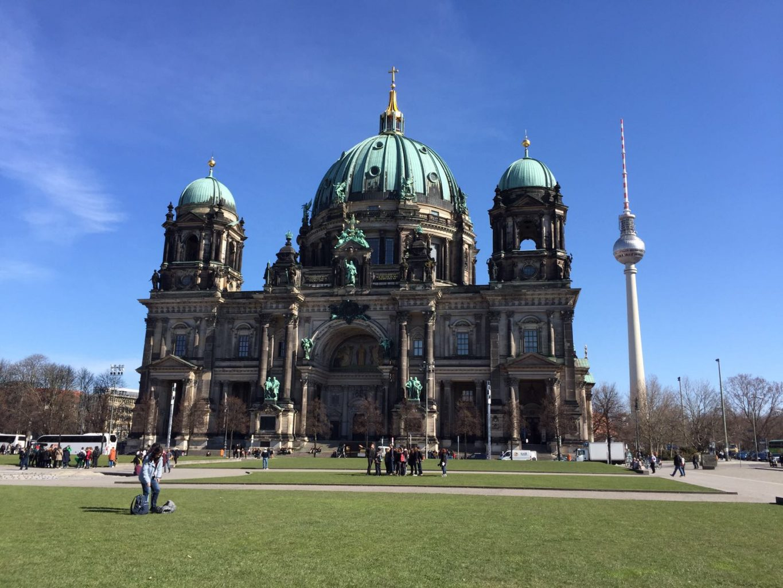 Berliner Dom. qué ver y hacer en Berlín