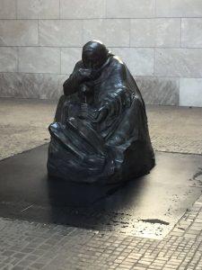 La piedad de Kollwitz. qué ver en Berlín