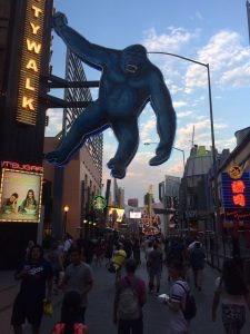 El CityWalk Universal Studios Hollywood