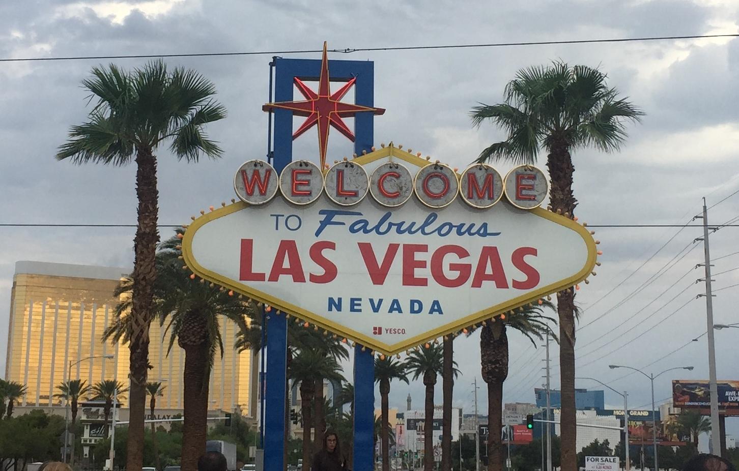 Cartel de Welcome to Fabulous Las Vegas