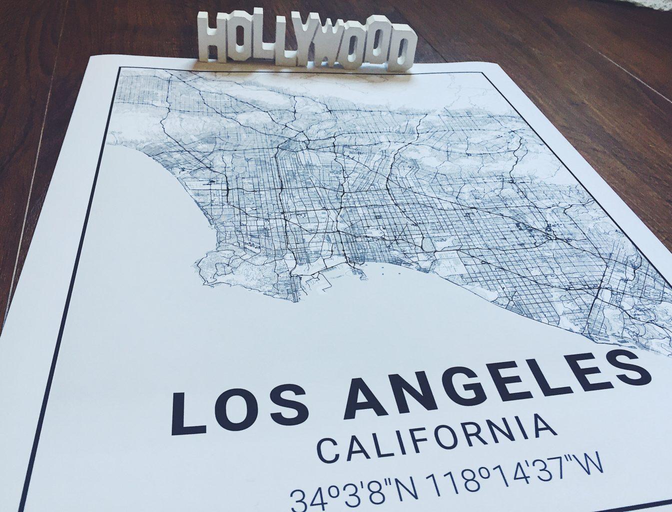 mapness.io mapa de Los Angeles