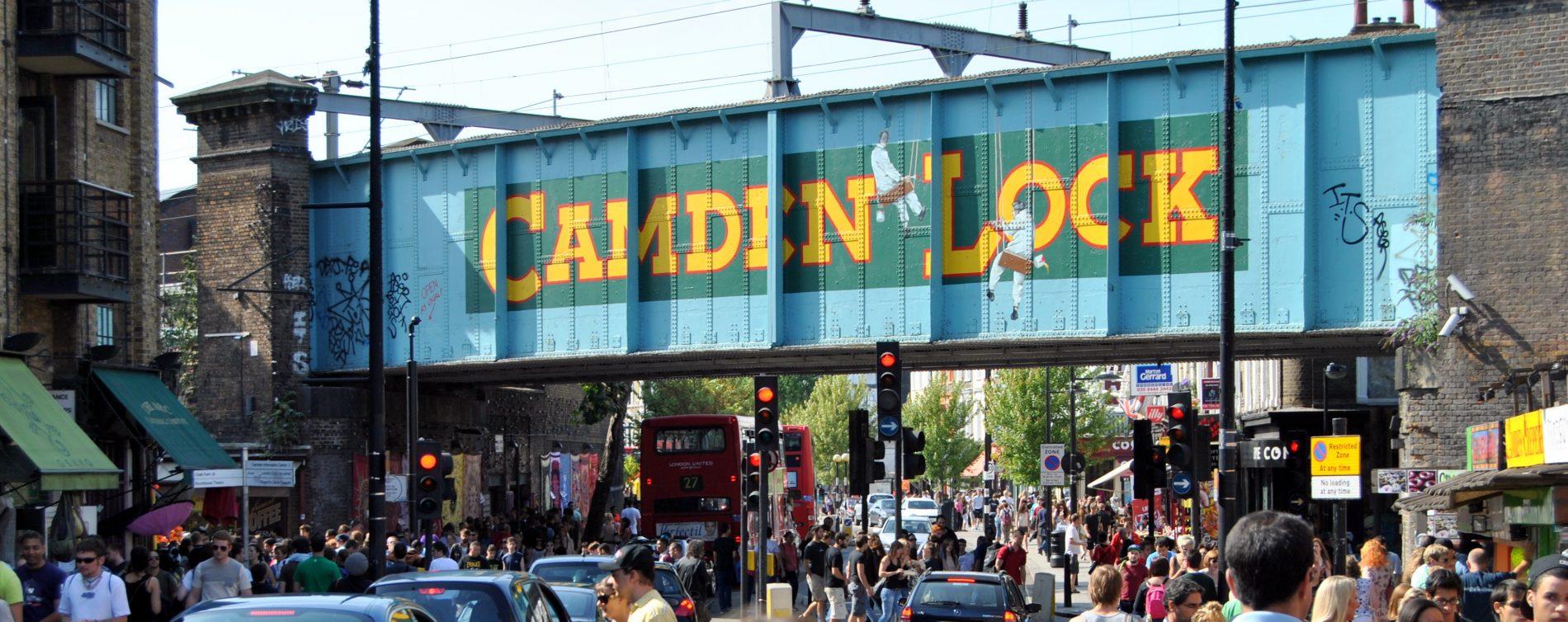Camden Lock. Visitar Londres