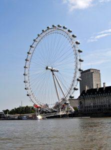 London Eye. Visitar Londres