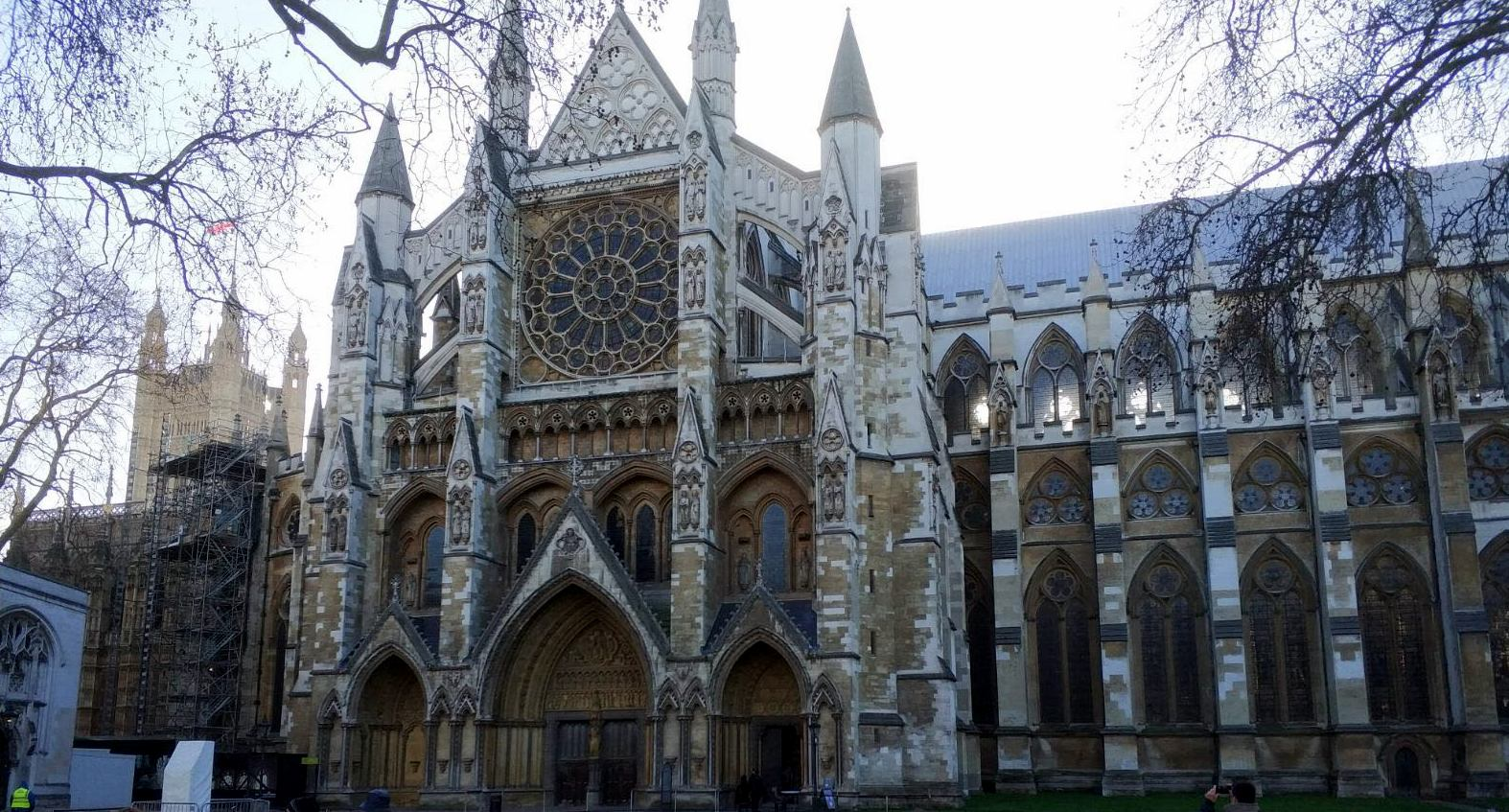 Abadía de Westminster. Visitar Londres