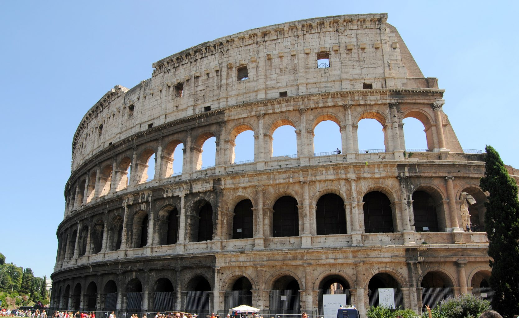 Coliseo de Roma. Liebster Award