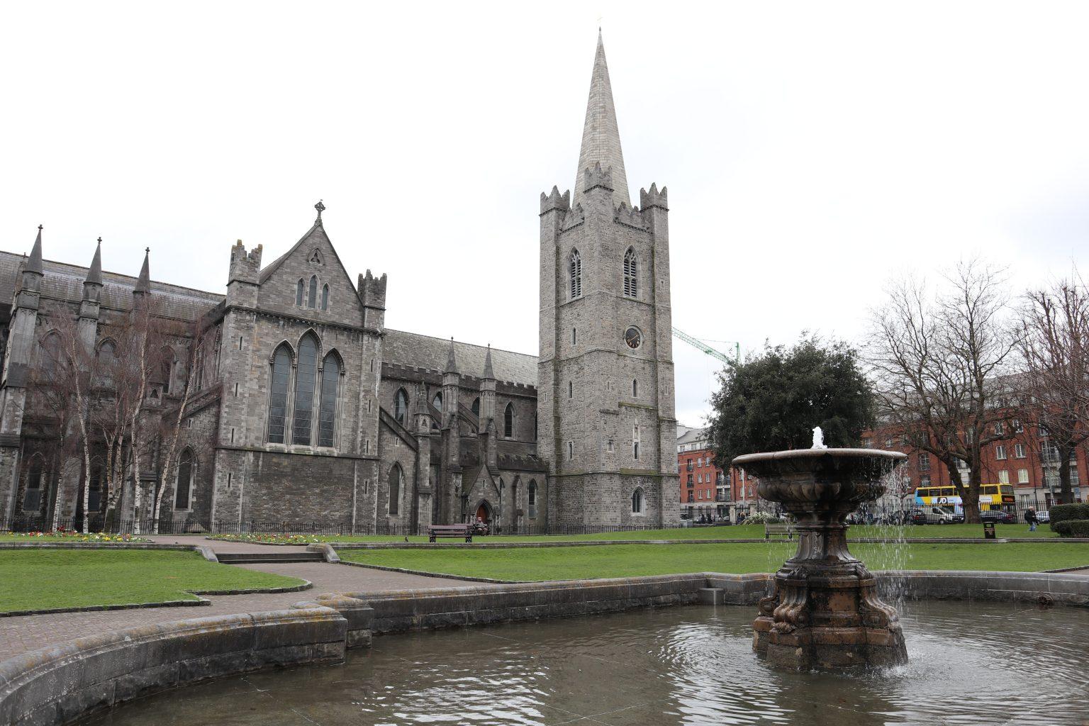 St Patrick's Cathedral. qué ver en dublín