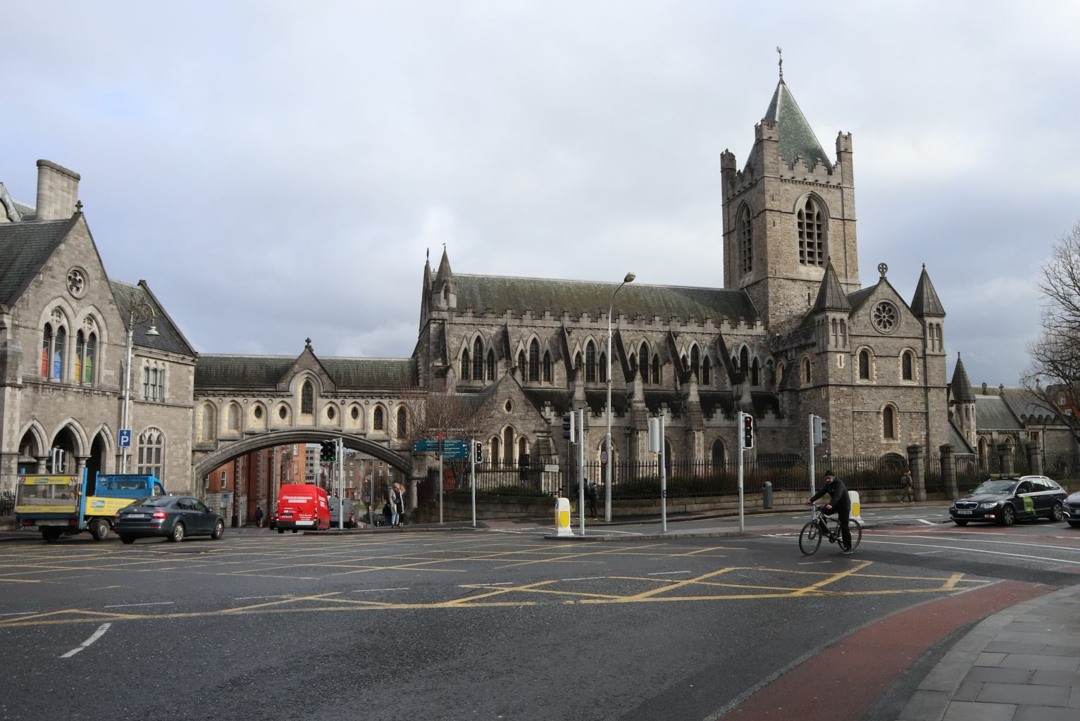 Christ Church Cathedral. qué ver en dublín