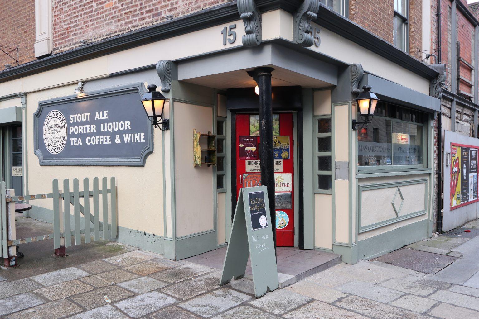 T O'Brennan's Pub