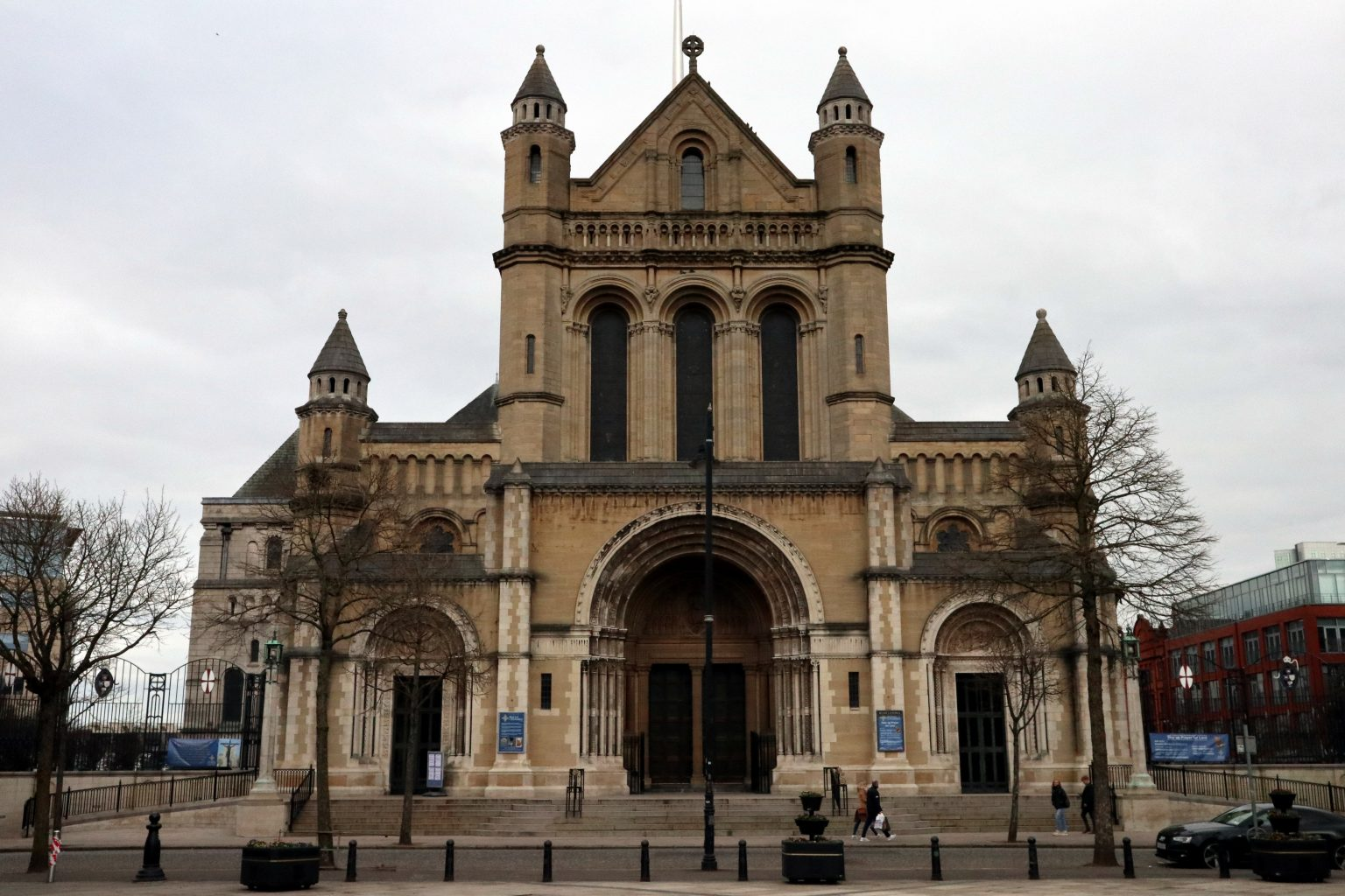 St Anne's Cathedral. Qué ver en Belfast