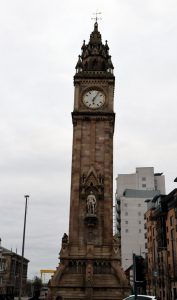 Albert Memorial Clock. qué ver en Belfast