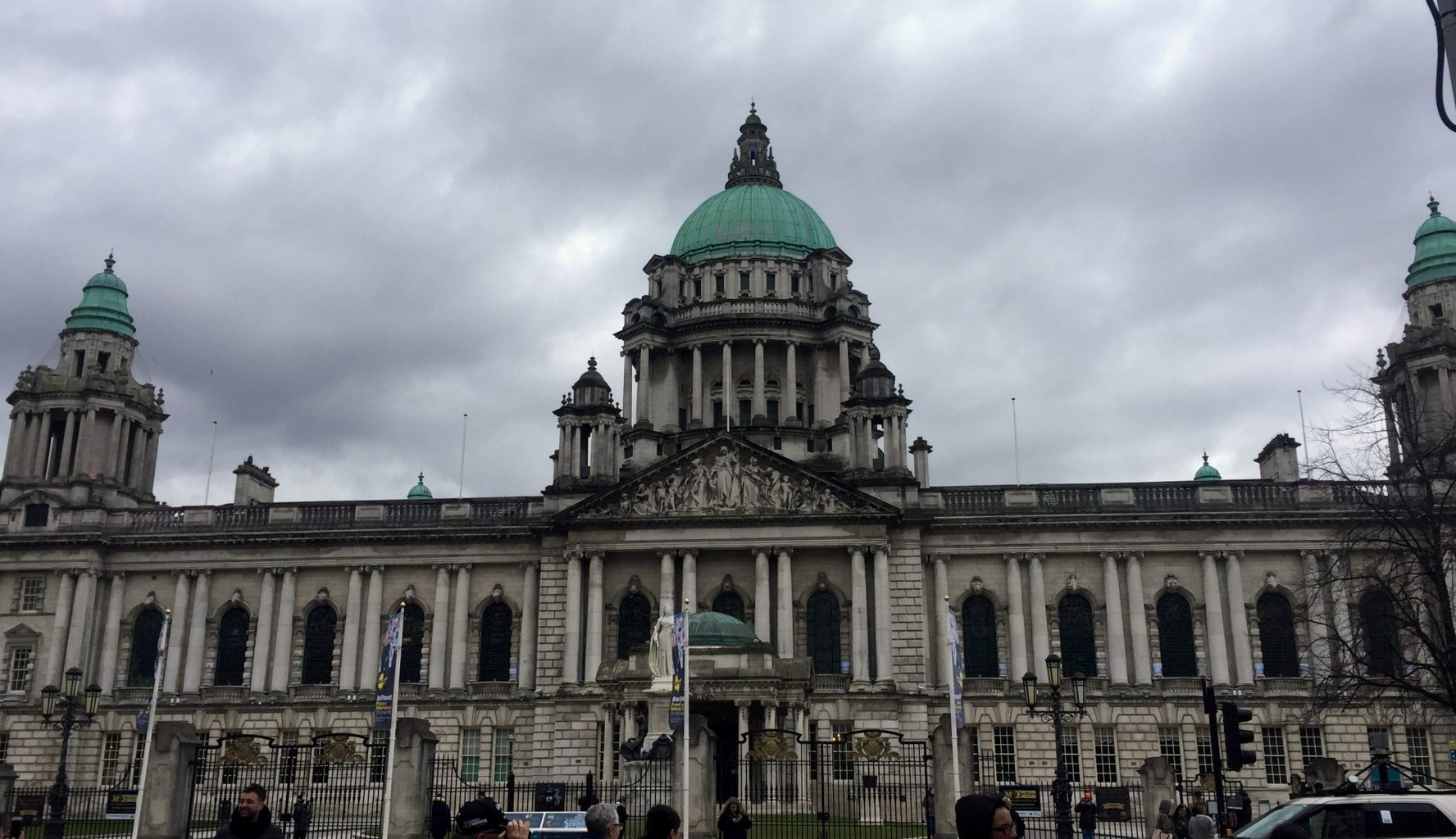 El City Hall. qué ver en Belfast