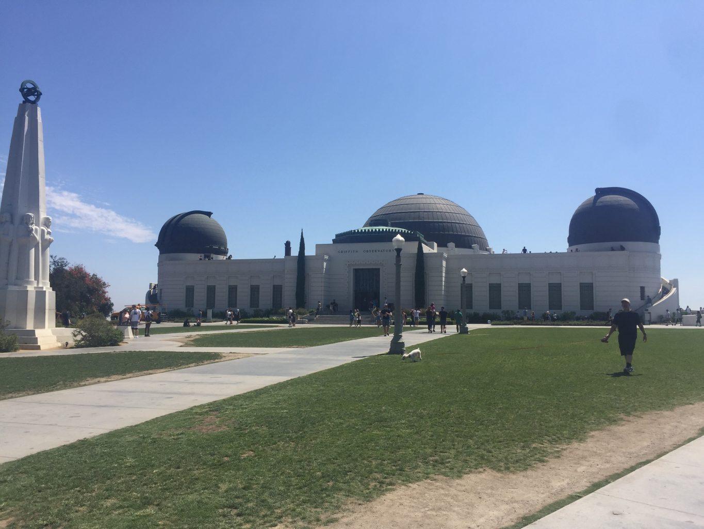 Observatorio Griffith. Los Ángeles en 3 días