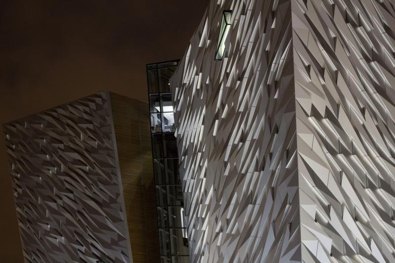 Titanic Experience. qué ver en Belfast