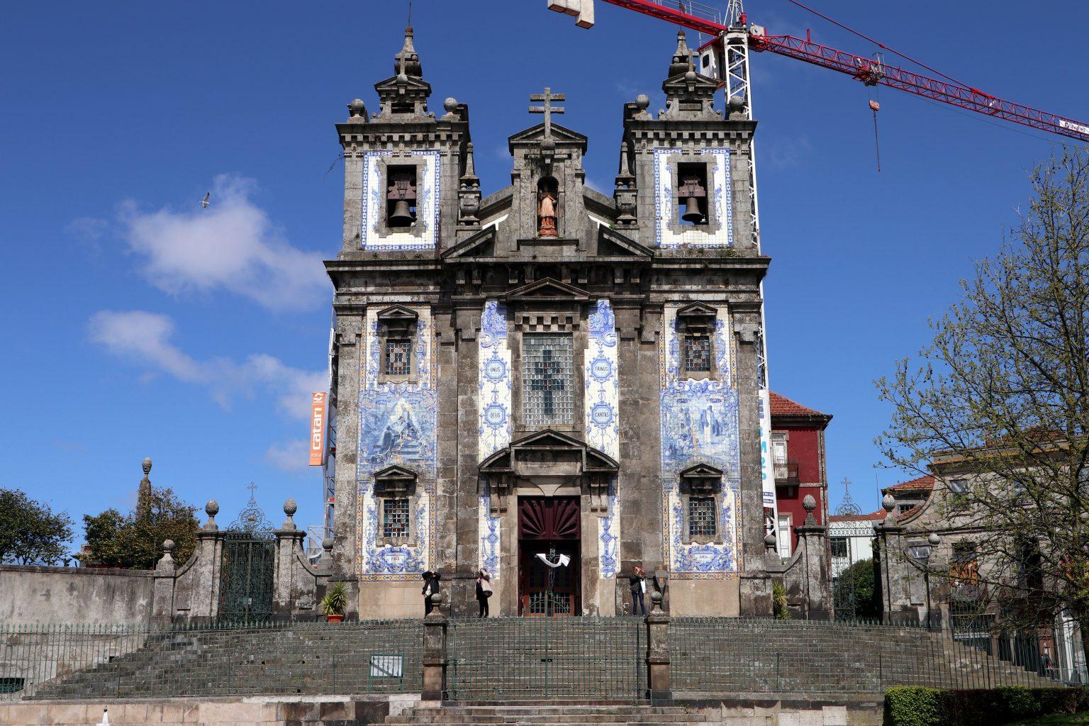 San Ildefonso. Oporto