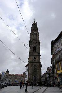 Torre de los Clérigos. Oporto