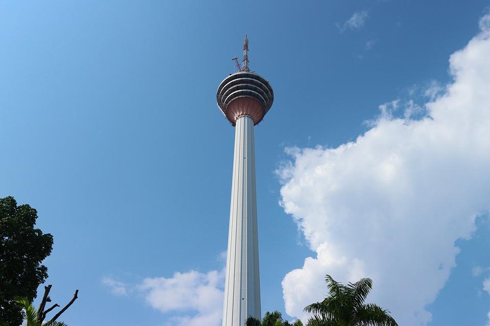 KL Tower. qué ver en Kuala Lumpur