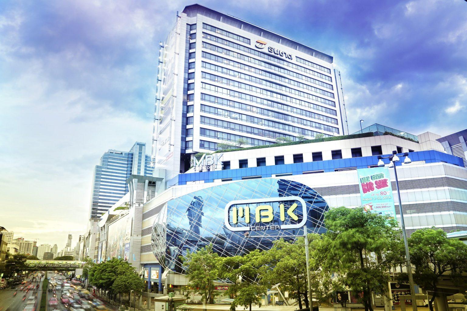 MBK Center. Qué ver y hacer en Bangkok