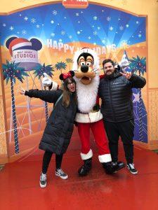 Con Goofy en Walt Disney Studios. Consejos y trucos para Disneyland París