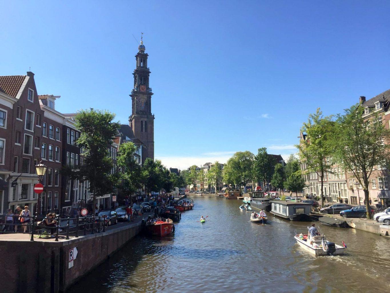 Los canales de Ámsterdam. Qué ver y hacer en Ámsterdam