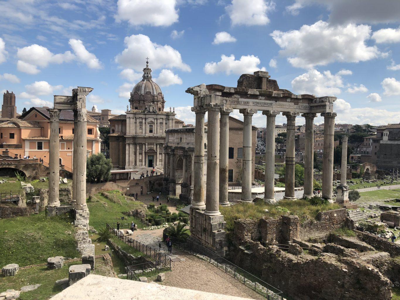 Foro Romano. qué ver en Roma