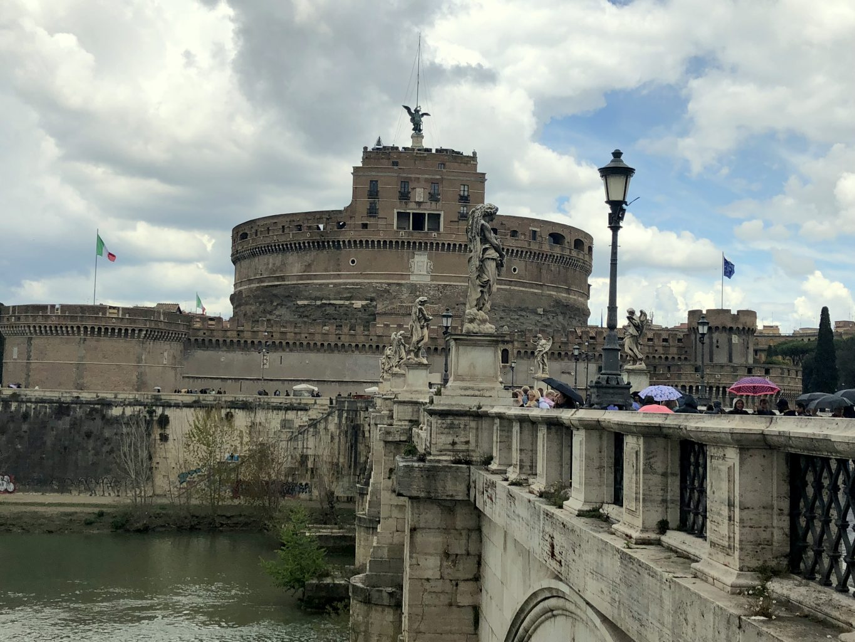 Castello de Sant'Angello. qué ver en Roma