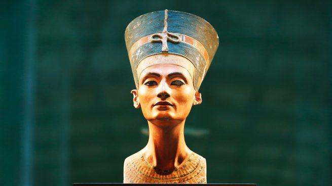 Busto Nefertiti