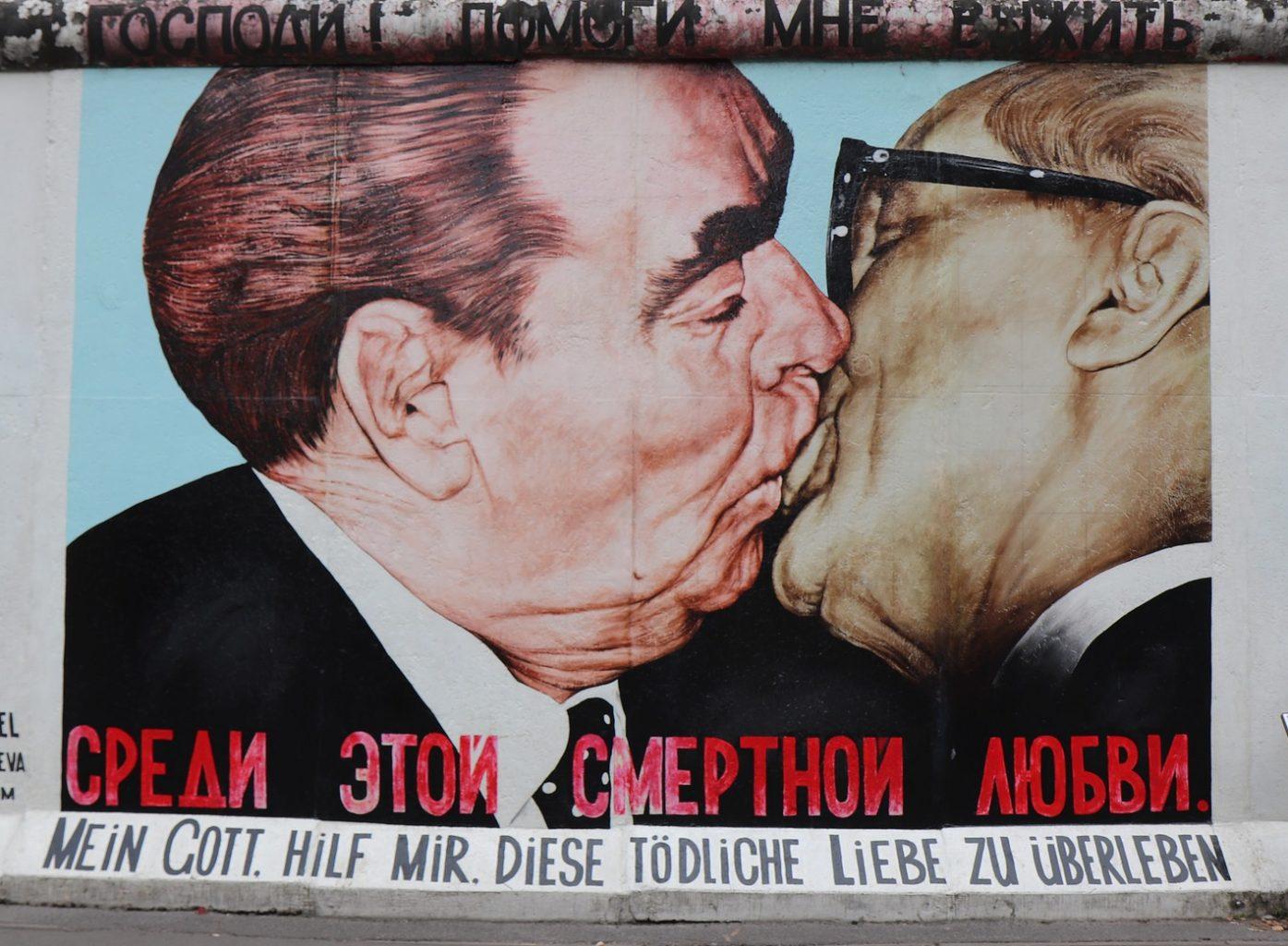 East Side Gallery. qué ver y hacer en Berlín
