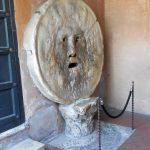 Boca de la verdad. qué ver en Roma