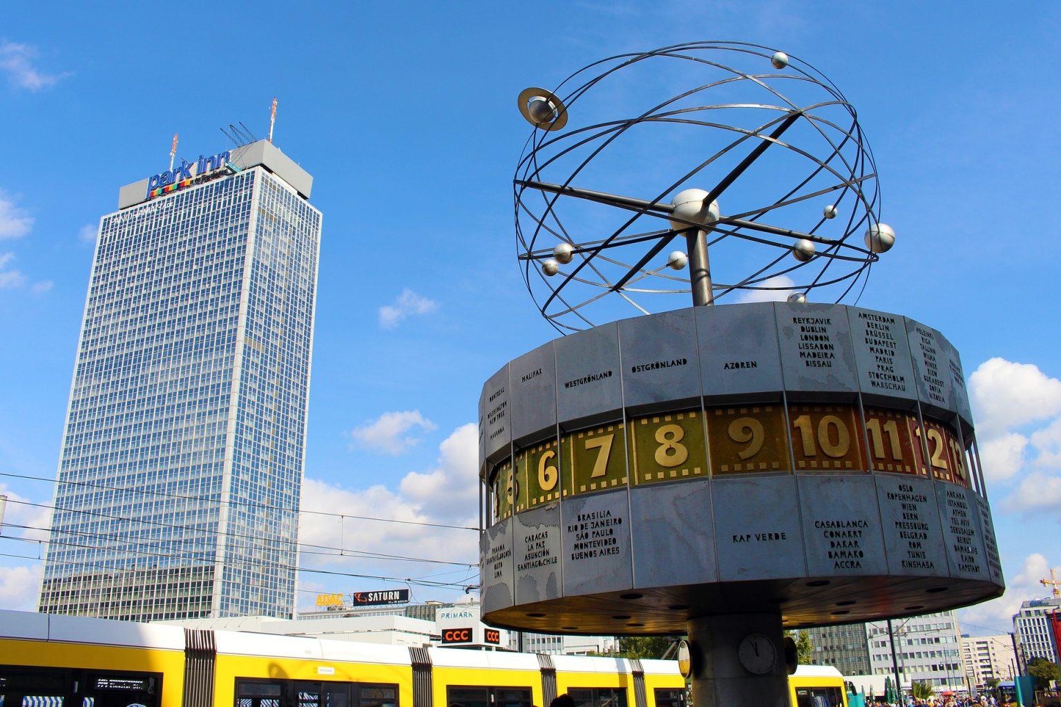 Urania. qué ver y hacer en Berlín