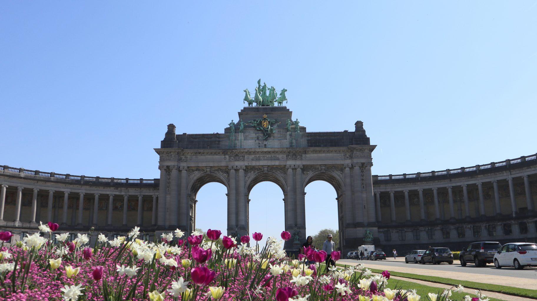 Parque del Cincuentenario. Qué ver y hacer en Bruselas