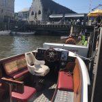 Barcos para paseo por los canales. CityCard Gent, la tarjeta turística para visitar Gante