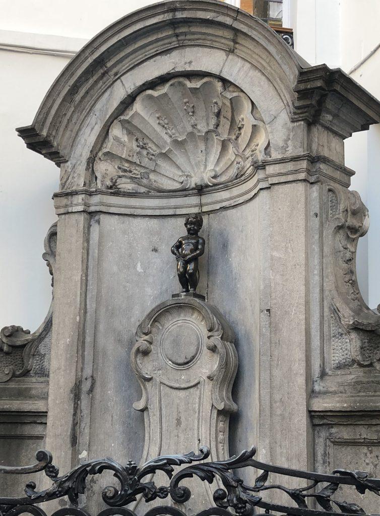 Manneken Pis. Qué ver y hacer en Bruselas