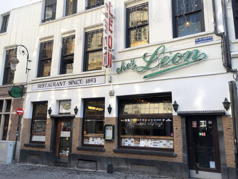 Chez Leon. Qué ver y hacer en Bruselas