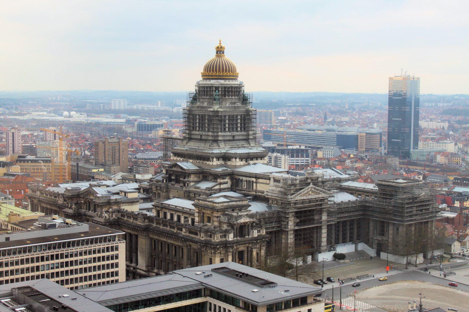 Palacio de Justicia. Qué ver y hacer en Bruselas