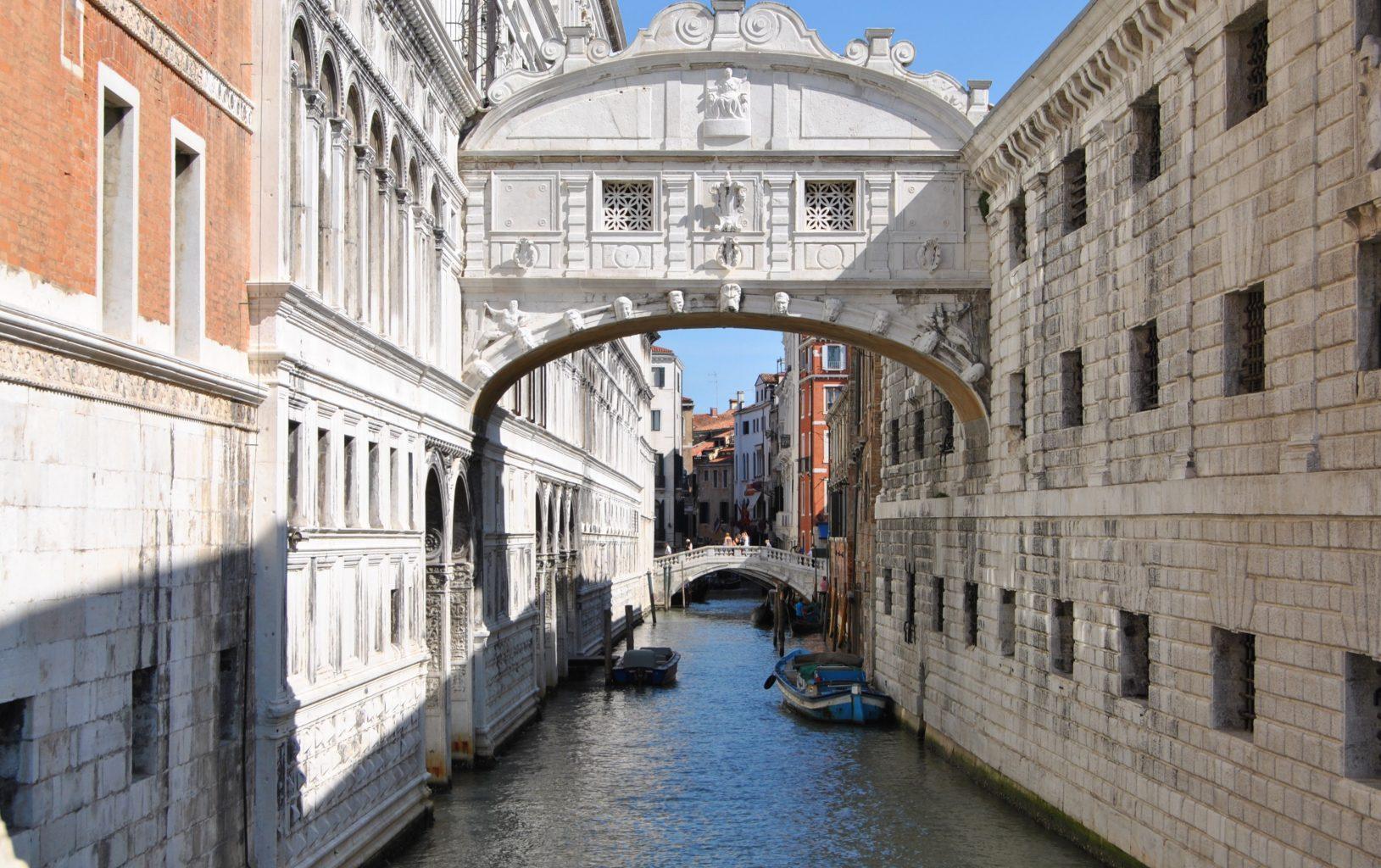 Puente de los Suspiros. qué ver en Venecia