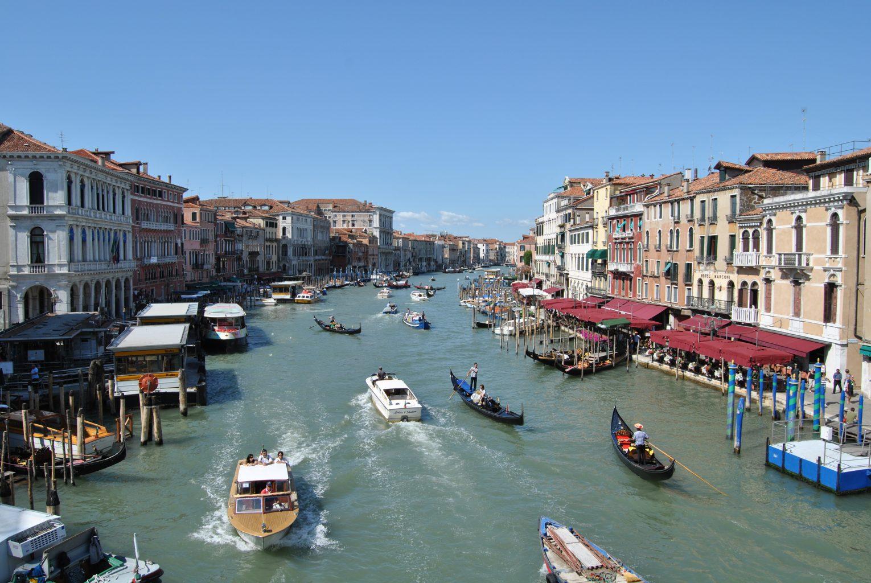 Gran Canal Qué ver en Venecia