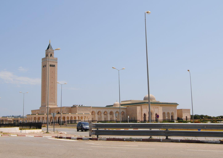 Mezquita. Qué saber antes de viajar a Túnez