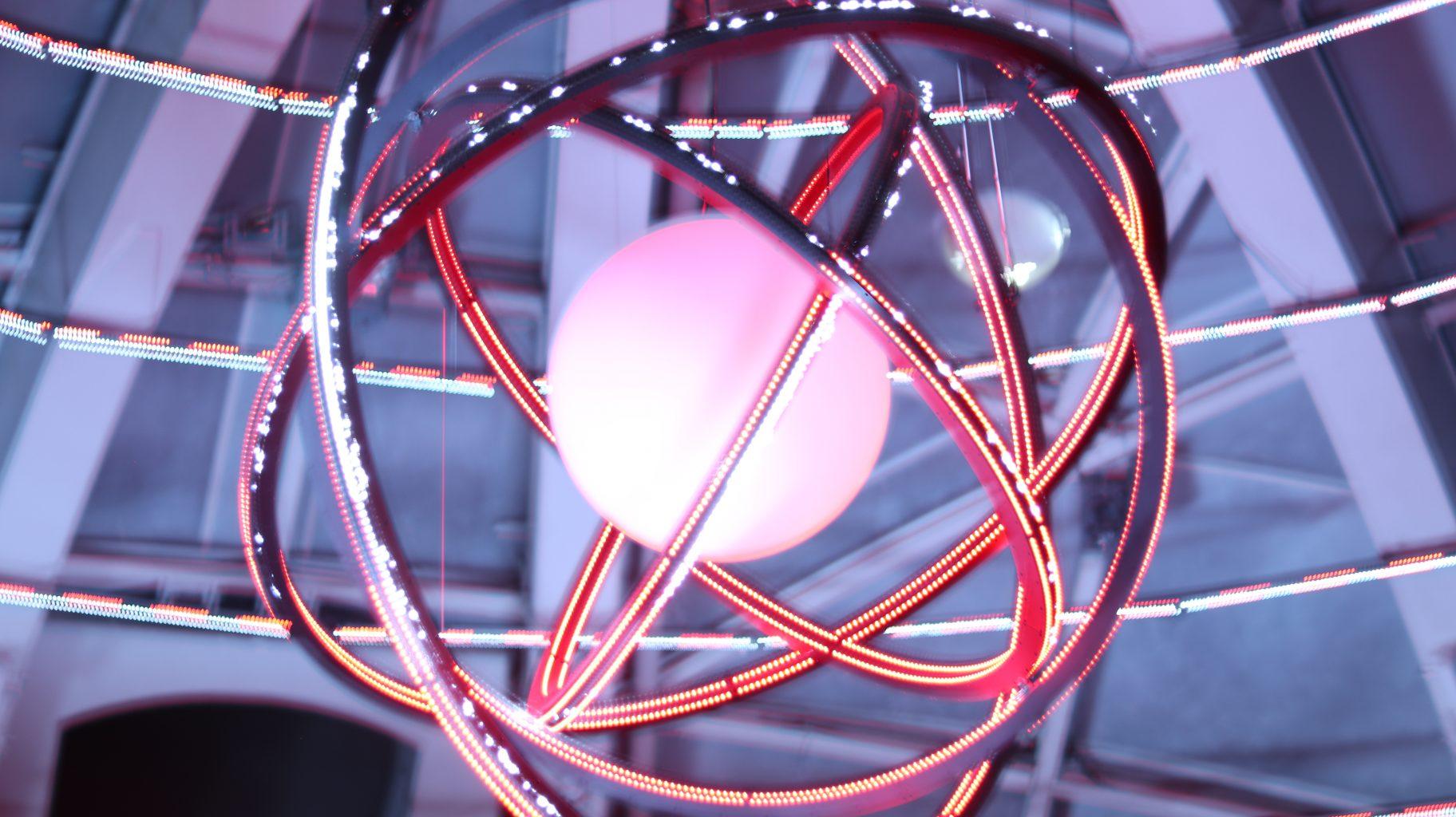 El gran átomo. Visitar el Atomium